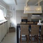 keuken in steigerhout
